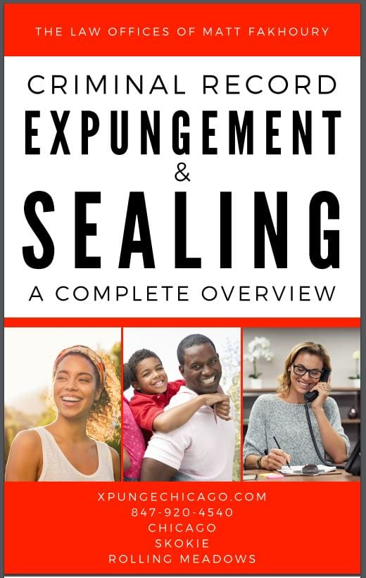 Expungement and Sealing E-Book for Illinois Attorney
